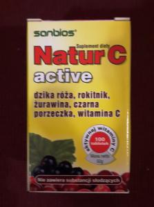 NATUR C ACTIVE - 100 TABL.